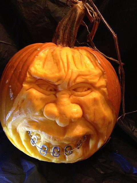 Pumpkin #6 2013