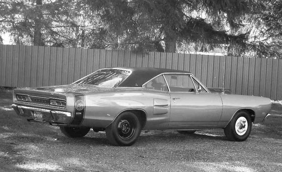 1969 440 six pack super bee a12 bw cr | scott robinson | Flickr