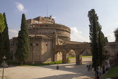 [3952] Castel S. Angelo