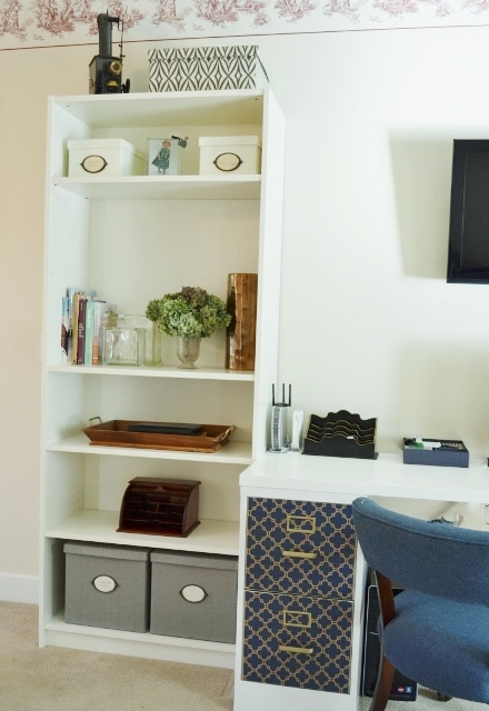 styling a home office