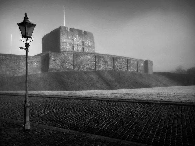 Carlisle castle.., Panasonic DMC-FS14