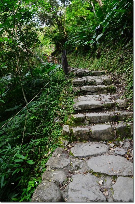 瀑布步道 5