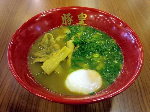 Sukiyaki Ramen
