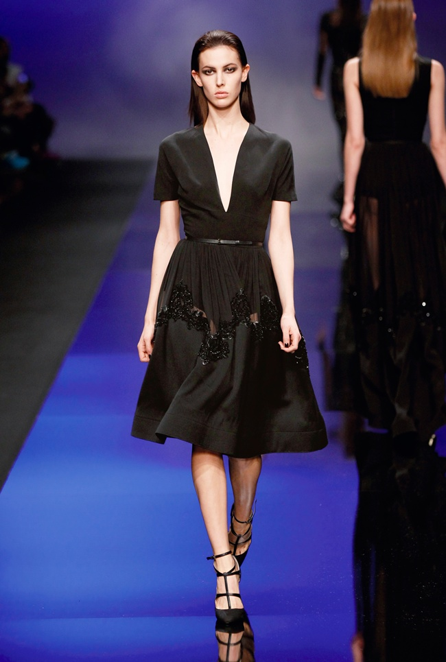 7 dress short  E.SAAB RTW FW2013-Look 39