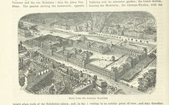 """British Library digitised image from page 12 of """"The Illustrated English and American Paris Guide. With a new map of Paris"""""""