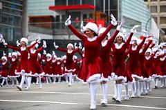 Rogers Santa Claus Parade 2013