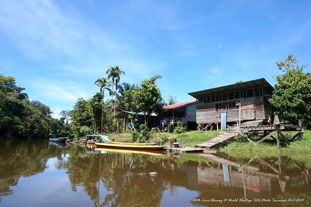 World Heritage Site,Mulu