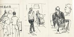 November 2013: Airport - Waiting