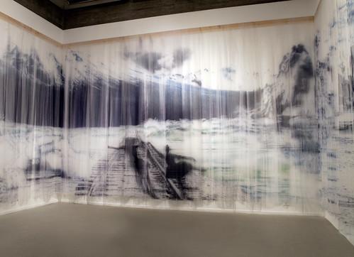 Izhar Patkin, The Veil Suite, 2007