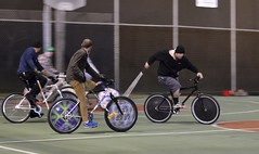 sports, cycle polo, cycle sport, hardcourt bike polo, ball game,