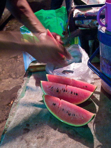 IMG_0164 - 20 baht for half of a watermelon