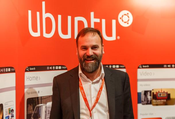 Марк Шаттлворт обещает смартфон на Ubuntu Touch уже в 2014 году