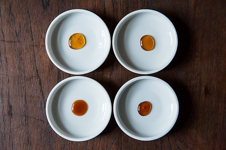 Avoiding Sticky Situations with Toffee, Praline, and Caramel, from Food52