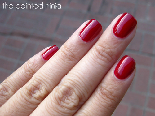Rescue Beauty Lounge Killa Red