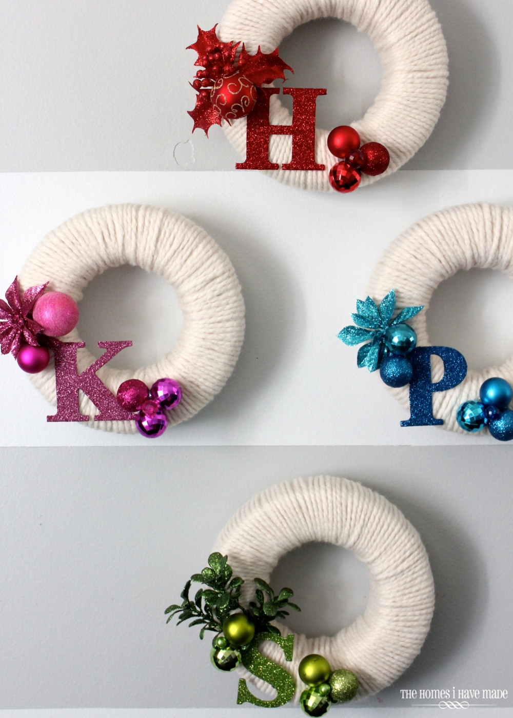 Mini Monogram Wreaths-009