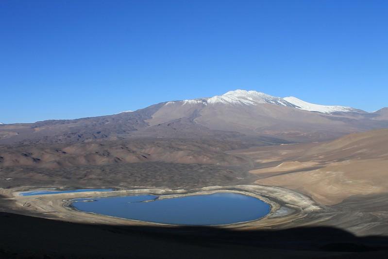 Laguna Amarga and El Condor