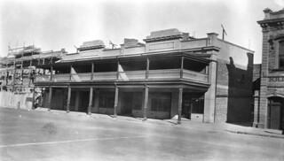 East End Buildings, East Terrace, Adelaide, 1928