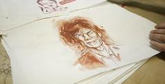 Mick Jagger por El Guibo