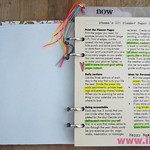 Make time for Creativity with the DIY Planner Printable pages + Instructions by iHanna