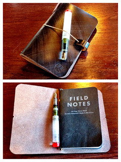 Zenok Leather case for Field Notes Notebooks