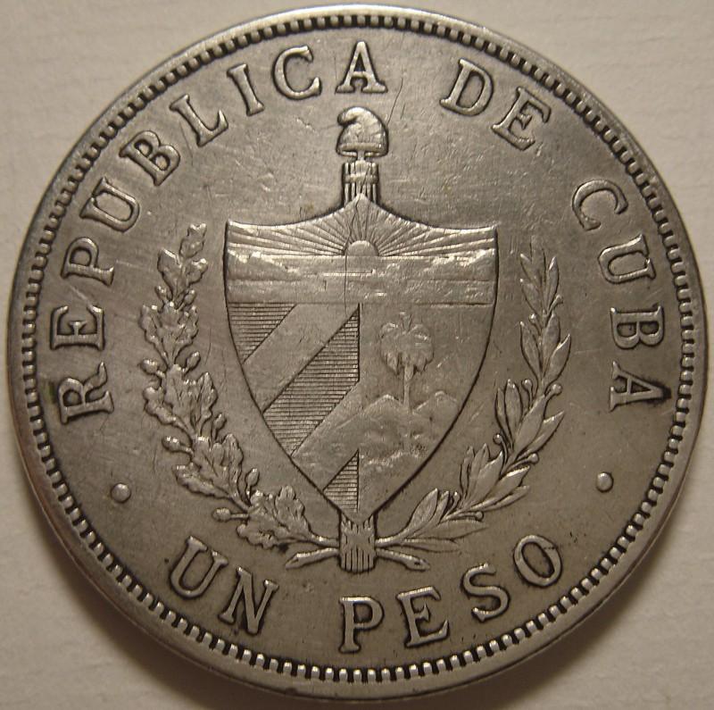 1 Peso. Cuba. 1915 12008940135_26bb063fcf_c