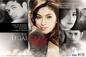The Legal Wife - Apr 23, 2014