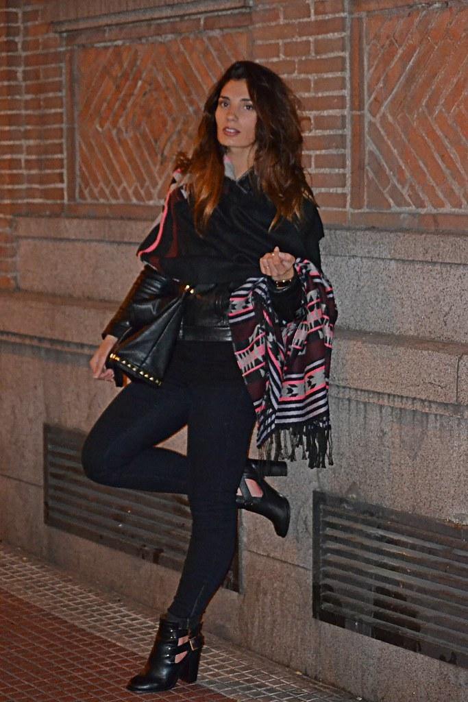 maxi foulard H&M