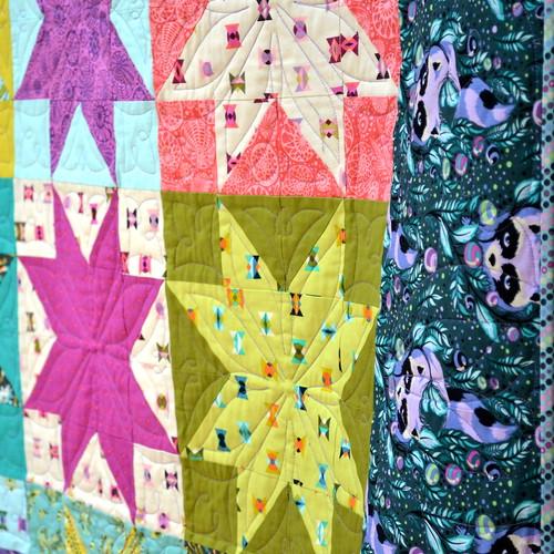 Acacia Stars Quilt