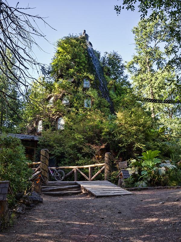 Montaña Mágica Lodge, Reserva Biológica Huilo Huilo, Chile