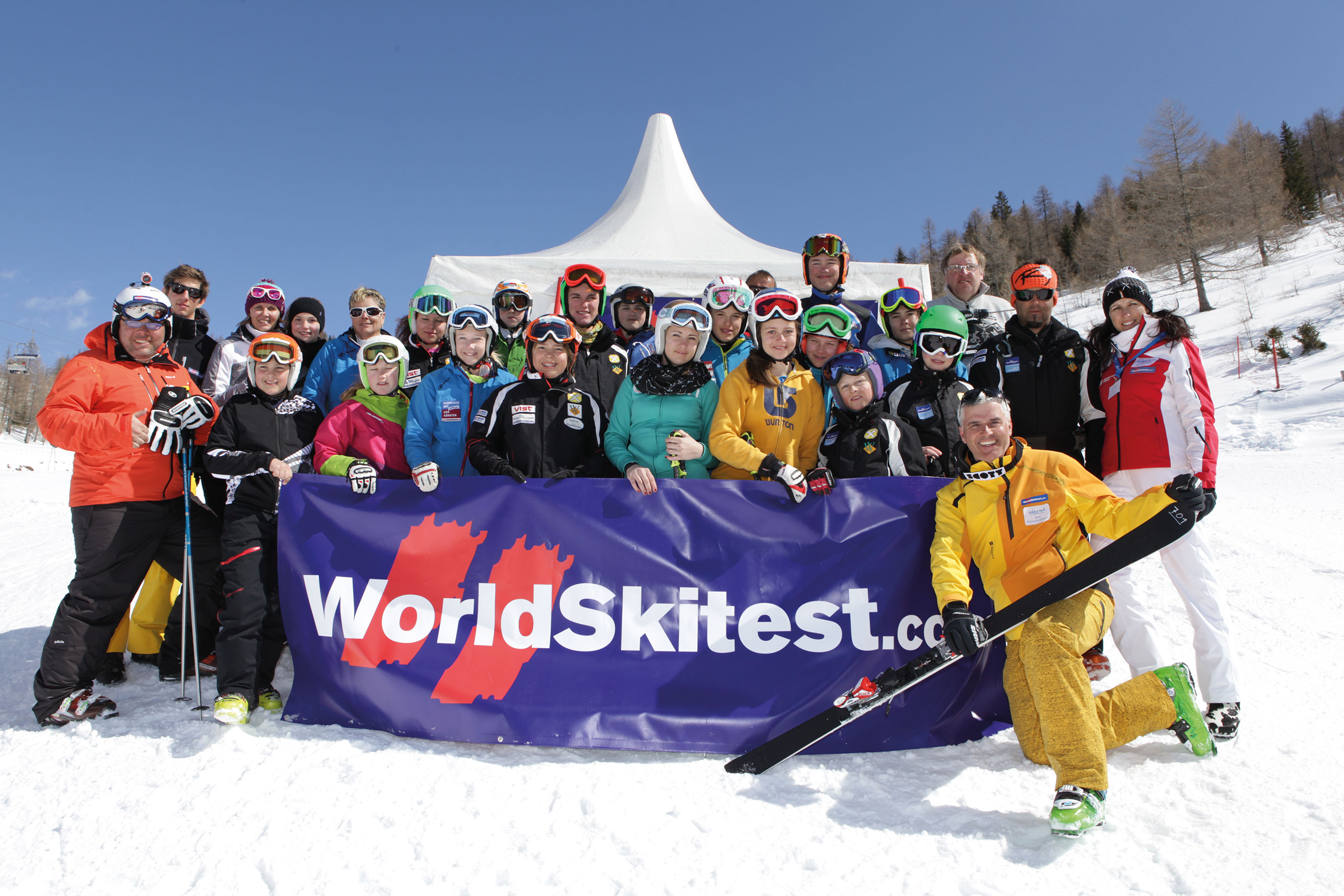 World Ski Test 2013/14
