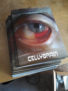 CELLYBRAIN VOL. 13 OUT NOW!!