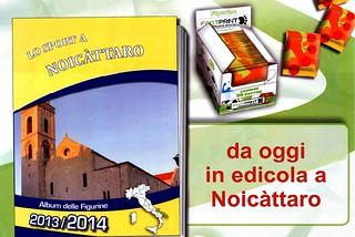 Noicattaro. Album figurine front