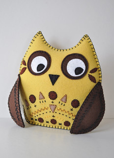 custom order - Fairfax Owl