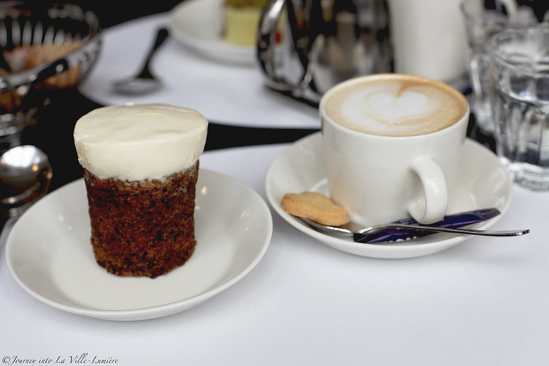 Rose bakery tea room, Paris