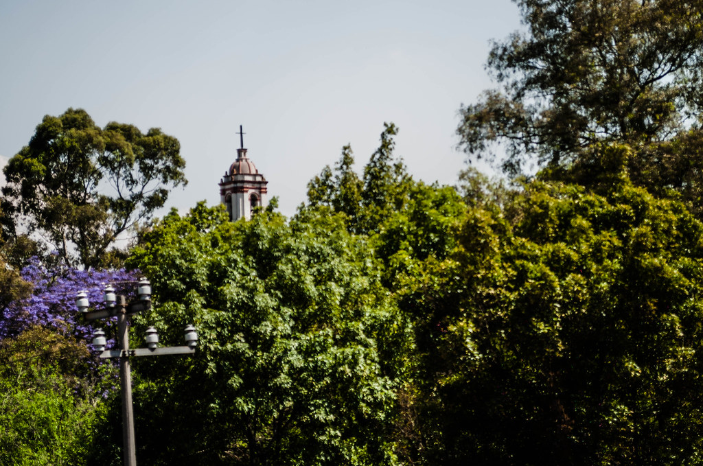 13321048045 0fd642e0aa b Prueba de foto hdr en azcapotzalco torre de la iglesia felipe y santiago