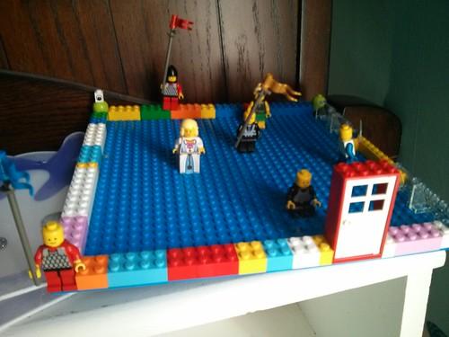 Moira's lego ship