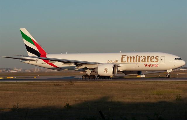 Svájcban bővít az Emirates SkyCargo