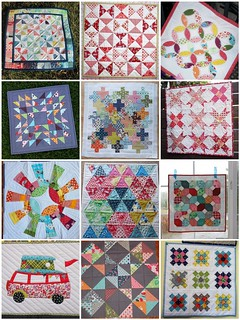 DS Mini Quilt Swap Round 5