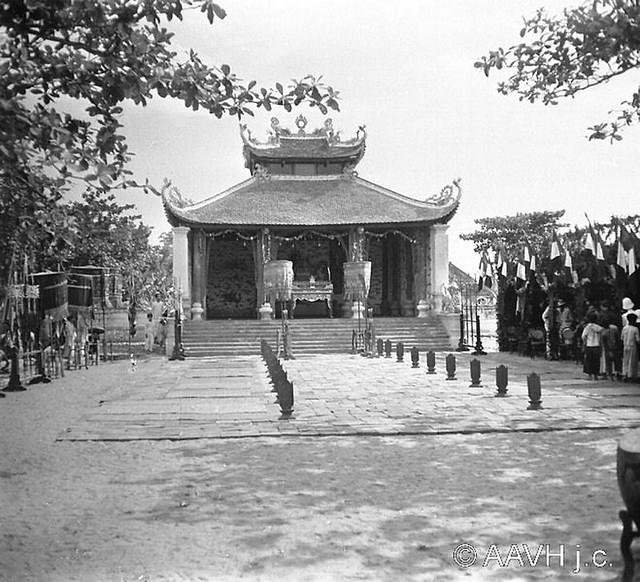 AP3366-Bonnet-147 - Tonkin, Hai Duong, 1926 – Le Dinh extérieur ou Dinh Ngoai