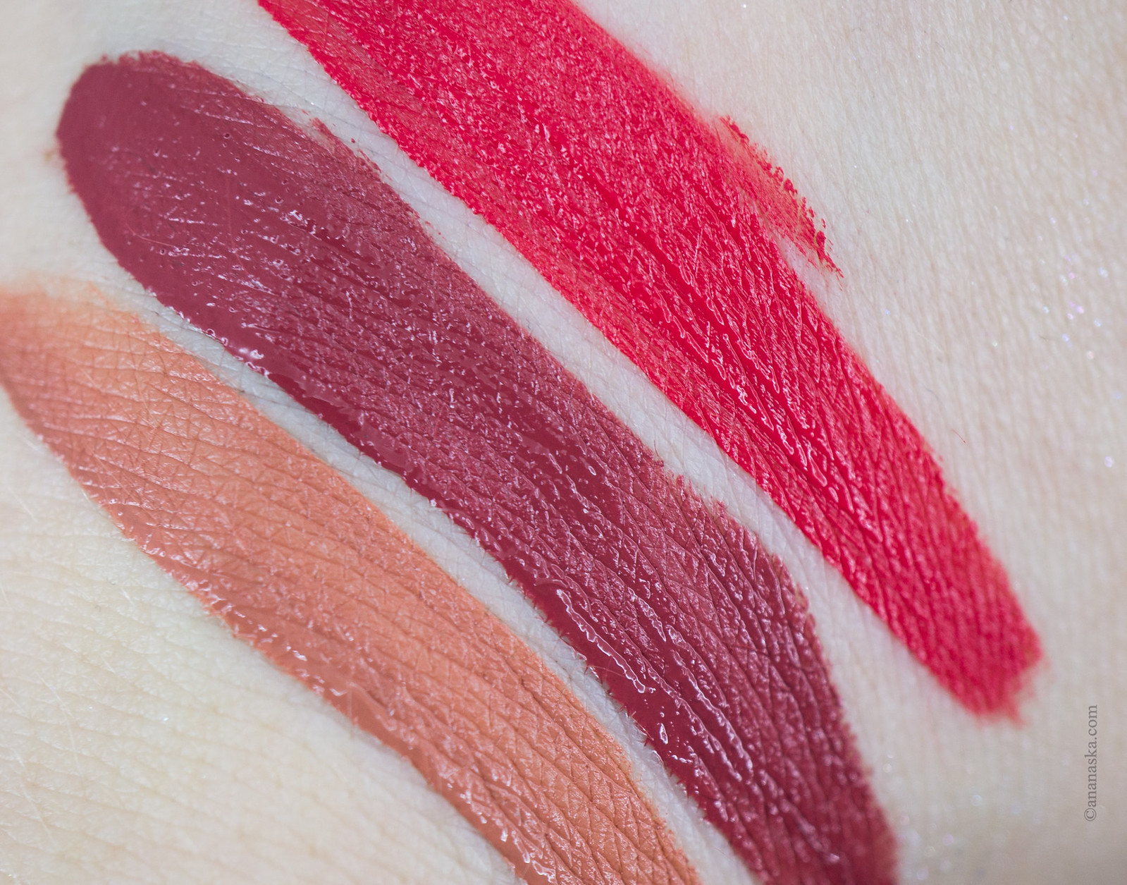 Ciate London Liquid Velvet: Nooms, Pin Up, Fast Lane