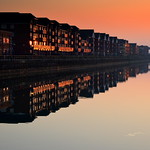 Apartments at Preston Docks