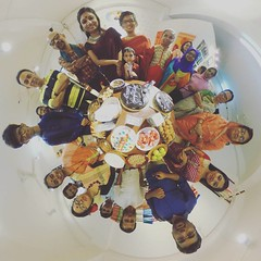 Shaily's birthday :birthday: #family #birthday #shoilee #360 #360photo #littleworld #littleplanet