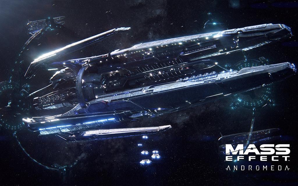 [Mass Effect : Andromeda] Preview  จากแกแล็คซี่อันไกลโพ้น!