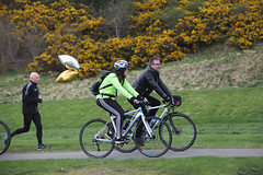 Stars from Leith POP 2017 Holyrood Park Leith feeder ride IMG_9449
