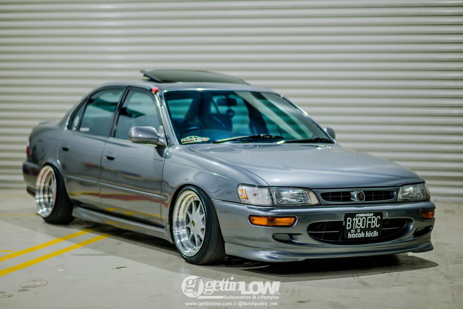 Old Honda Fit >> GETTINLOW - Nandafierdian: Toyota Great Corolla AE101 1993