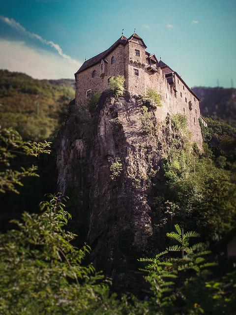 Castel Roncolo 🏰 🇮🇹