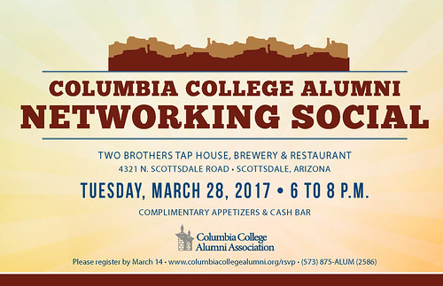 Columbia Alumni Holiday Party