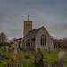 Beachamwell church by colin 1957