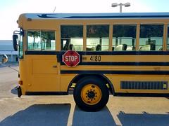 Bus #4180 - 2004 Blue Bird All American RE