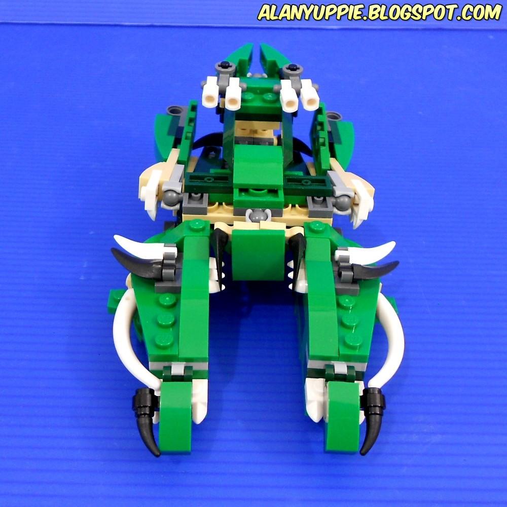 Lego Creator 31058 Alternate Moc A Photo On Flickriver